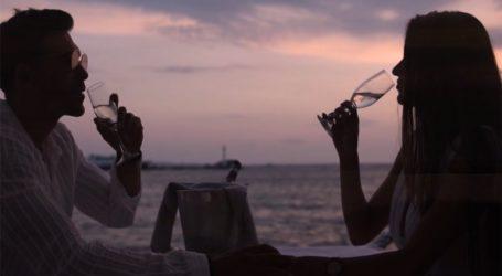 Ένα εναέριο showreel βίντεο που αναδεικνύει όμορφα αποσπάσματα από τη ζωή στη χώρα μας