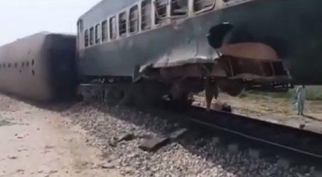 Πακιστάν: Έκρηξη σε τρένο – Τουλάχιστον τέσσερις νεκροί και 10 τραυματίες