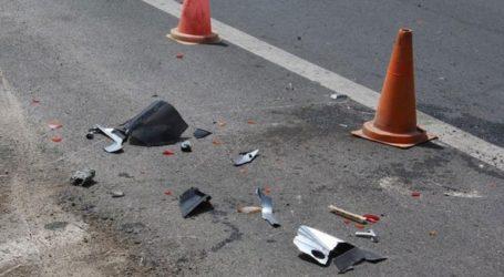 Τροχαίο δυστύχημα στον Περιφερειακό Θεσσαλονίκης