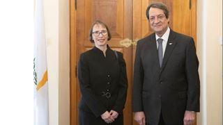 Ευθυγράμμιση συμφερόντων Κύπρου – ΗΠΑ