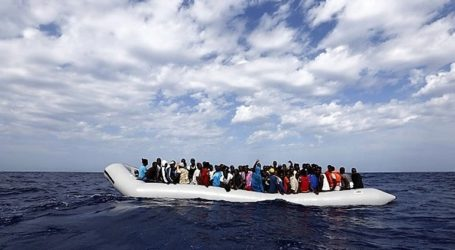 Πλοιάριο που μετέφερε πρόσφυγες ανατράπηκε στα ανοικτά της Σαμπράτα