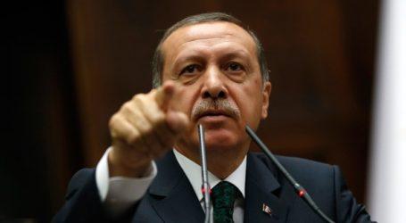 Το τερματίζει ο Ερντογάν