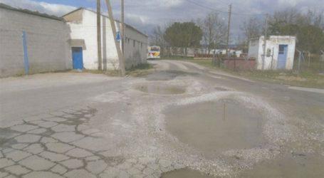 Σοβαρά προβλήματα στο οδικό δίκτυο του δήμου Λαγκαδά Θεσσαλονίκης