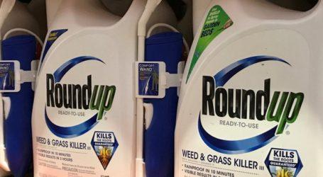 Δικαστήριο έκρινε το ζιζανιοκτόνο Roundup υπεύθυνο για τον καρκίνο ενός άνδρα από την Καλιφόρνια