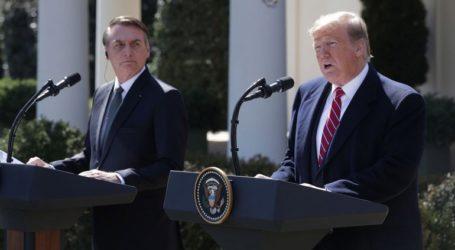 ΗΠΑ: Αλληλοθαυμασμός και δεσμεύσεις για ενίσχυση των εμπορικών δεσμών στη συνάντηση Τραμπ