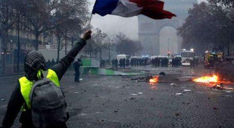 Mαζικές συλλήψεις ετοιμάζετει η αστυνομία στην επόμενη κινητοποίηση των «Κίτρινων Γιλέκων»