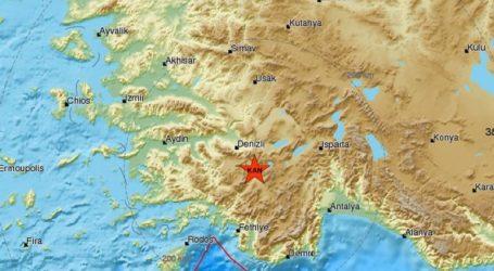 Σεισμός 5,5R στην Τουρκία