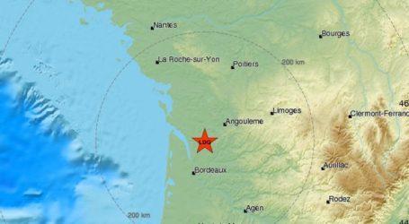 Σεισμός 5R στη Γαλλία