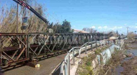 Αποκαταστάθηκε η κυκλοφορία στη γέφυρα Πλατανιά