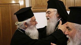 «Ναι» στον διάλογο, «όχι» στην αλλαγή του καθεστώτος μισθοδοσίας των κληρικών