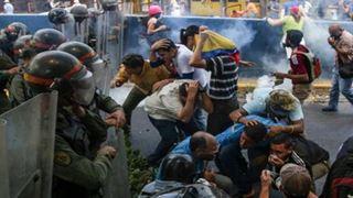 Η Ύπατη Αρμοστής για τα Ανθρώπινα Δικαιώματα επέκρινε την καταστολή στη Βενεζουέλα
