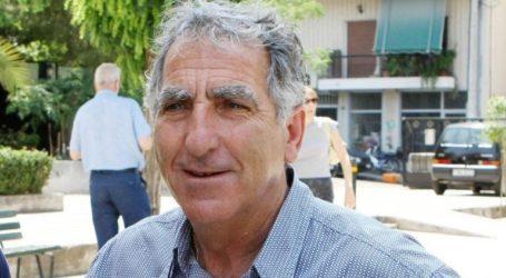 Υποψήφιος με τον συνδυασμό του Γιάννη Σγουρού ο Τότης Φυλακούρης