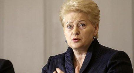 Παράταση για το Brexit «βλέπει» η πρόεδρος της Λιθουανίας