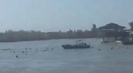 Τουλάχιστον 40 νεκροί από βύθιση φέρι στον ποταμό Τίγρη