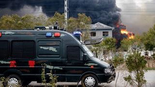 Έξι νεκροί και δεκάδες τραυματίες από την έκρηξη σε χημικό εργοστάσιο