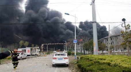 Στους 44 οι νεκροί από την έκρηξη σε χημικό εργοστάσιο