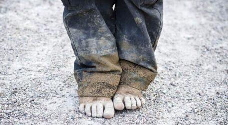 Δραματική αύξηση της παιδικής φτώχειας