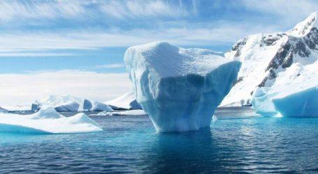 Θραύσματα παγόβουνου προκάλεσαν ζημιές στον εξοπλισμό της ρωσικής και κινεζικής αποστολής στην Ανταρκτική