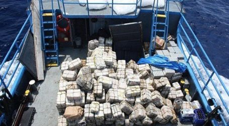 Κατασχέθηκαν 250 κιλά κοκαΐνη στην Οδησσό