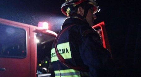 Φωτιά σε πρόχειρο κατάλυμα κινητοποίησε την Πυροσβεστική