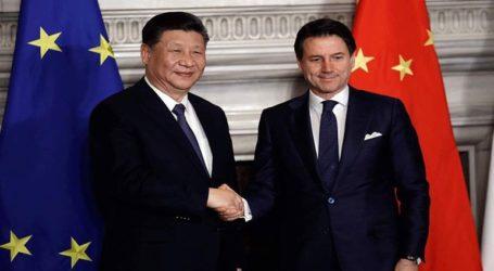 Υπεγράφη η συμφωνία Ιταλίας-Κίνας για τον «Νέο Δρόμο του Μεταξιού»