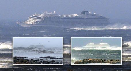Έκτακτη εκκένωση κρουαζιερόπλοιου στη Βόρεια Θάλασσα