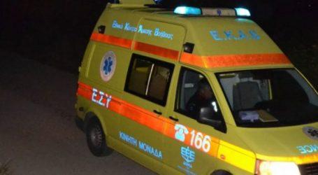 Σοβαρός τραυματισμός άνδρα μετά από έκρηξη