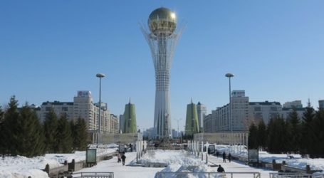 Η Αστάνα μετονομάσθηκε σε Νουρσουλτάν προς τιμήν του Ναζαρμπάγεφ