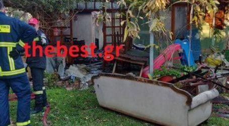 Κάηκε ολοσχερώς εξοχική κατοικία στο Ρίο