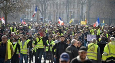 Γαλλία: Στους δρόμους 40.000 διαδηλωτές