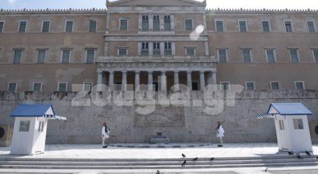Μαθητική παρέλαση στην Αθήνα για την Εθνική Επέτειο της 25ης Μαρτίου
