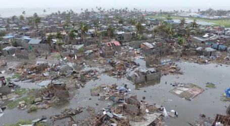 Στους 446 ανήλθαν οι νεκροί από τον ισχυρό κυκλώνα Ιντάι