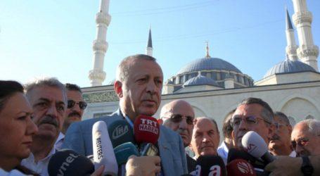Μετά τις εκλογές ίσως μετατρέψω την Αγία Σοφία σε τζαμί