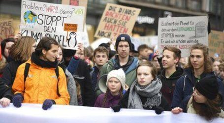 Κατά των μαθητικών διαδηλώσεων για το Κλίμα ο επικεφαλής των εκπαιδευτικών