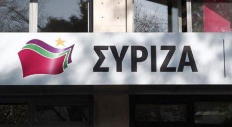 «Ούτε η κυβέρνηση ούτε ο ΣΥΡΙΖΑ εκφοβίζονται από πρακτικές υποκόσμου»