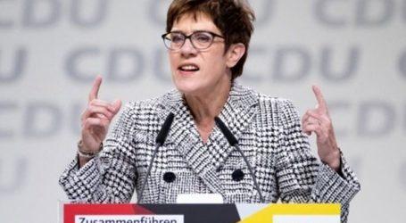 Νέες απώλειες για την αρχηγό του CDU Άνεγκρετ Κραμπ-Καρενμπάουερ