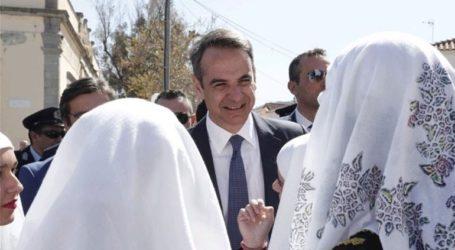 «Γιορτάζουμε την έναρξη μιας γενναίας επανάστασης, που οδήγησε τελικά στη συγκρότηση του σύγχρονου Ελληνικού Κράτους»