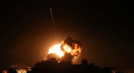 Το γραφείο του επικεφαλής της Χαμάς στο στόχαστρο ισραηλινών πληγμάτων