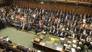 Στο κοινοβούλιο ο έλεγχος της διαδικασίας για το Brexit
