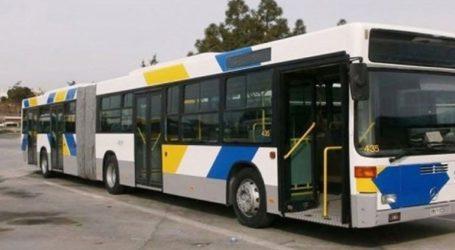Νέα επίθεση κατά λεωφορείου του ΟΑΣΑ στη Μεταμόρφωση