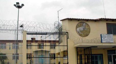 Συμπλοκή στις φυλακές Λάρισας με έναν τραυματία