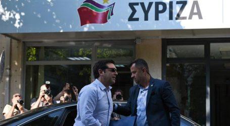 Συνεδριάζει το μεσημέρι η Πολιτική Γραμματεία του ΣΥΡΙΖΑ