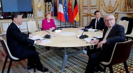 O Μακρόν δίνει ευρωπαϊκή νότα στην επίσκεψη Σι Ζινπίνγκ