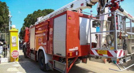 Ιδρύθηκε Μηχανοκίνητο Τμήμαστο Πυροσβεστικό Σώμα