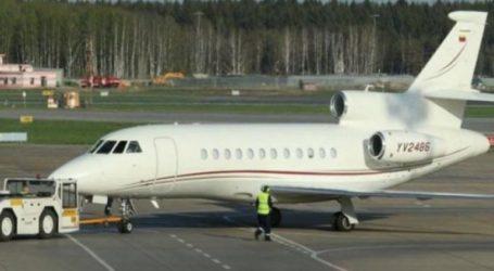 Ερώτηση της Νέας Δημοκρατίας για τις προσγειώσεις κυβερνητικών αεροσκάφων της Βενεζουέλας στην Ελλάδα