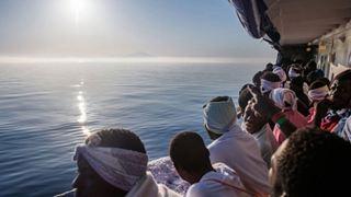 Στον τερματισμό της οδεύει η «Επιχείρηση Σοφία» για τη διάσωση μεταναστών στη Μεσόγειο