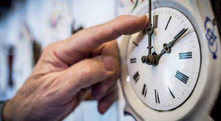 Προσεχώς αλλάζει η ώρα