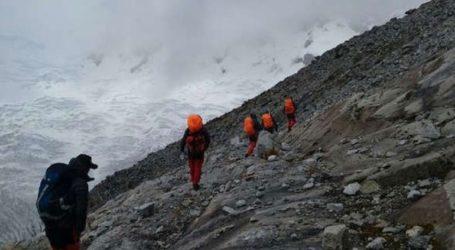 Σε εξέλιξη έρευνες για τον εντοπισμό τεσσάρων τουριστών σε οροσειρά των Άνδεων