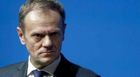 Έκκληση Τουσκ στο ευρωκοινοβούλιο για την παράταση στο Brexit