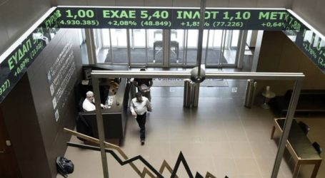 Θετικές τάσεις στο Χρηματιστήριο Αθηνών